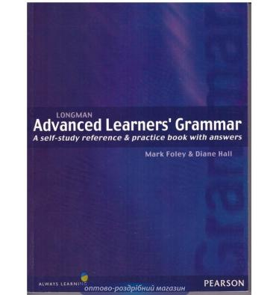 Advanced Learner's Grammar