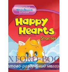 Книга Happy Hearts Starter Interactive Whiteboard software 9781848626478 купить Киев Украина