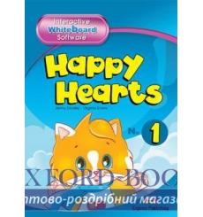 Книга Happy Hearts 1 Interactive Whiteboard software 9781848626515 купить Киев Украина
