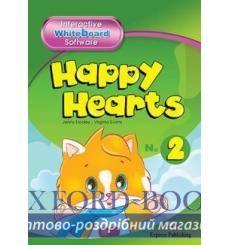 Книга Happy Hearts 2 Interactive Whiteboard software 9781848626614 купить Киев Украина