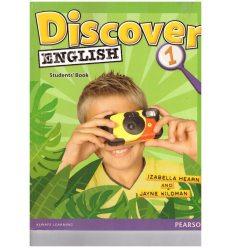 Учебник Discover English 1 Students Book