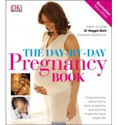 The Day-By-Day Pregnancy Book [Hardcover] 9781409345183 купить Киев Украина