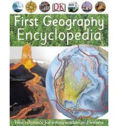 Енциклопедії First Geography Encyclopedia 9781409350798