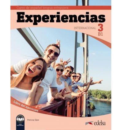 Experiencias Internacional B1. Libro de ejercicios + audio descargable 9788490813928 купить Киев Украина