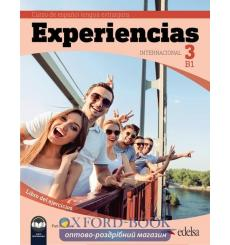 Experiencias Internacional B1. Libro de ejercicios + audio descargable 9788490813928 купить Киев Украина