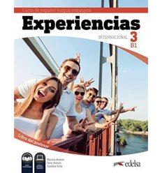 Experiencias Internacional B1. Libro del profesor 9788490813911