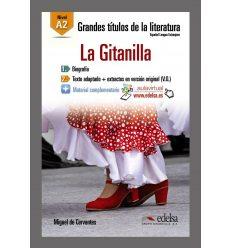 GTL  A2 La Gitanilla 9788490817070
