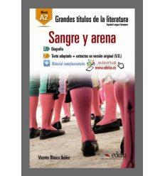 GTL  A2 Sangre y arena 9788490817087