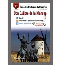 GTL  B2 Don Quijote de la Mancha 1 9788490817018