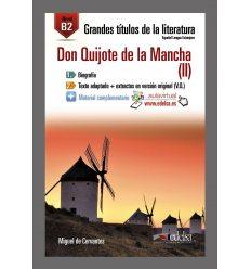 GTL  B2 Don Quijote de la Mancha 2 9788490817025