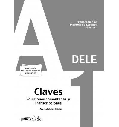 Preparacion al DELE a1. Claves (Ed. 2020) 9788490817223 купить Киев Украина