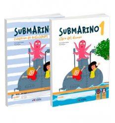 Submarino 1 Pack: Libro del alumno + Cuaderno de ejercicios + Audio descargable 9788490811054
