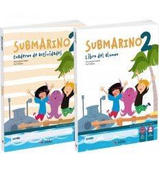 Submarino 2 Pack: Libro del alumno + Cuaderno de ejercicios + Audio descargable 9788490811061