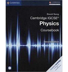 Учебник Cambridge IGCSE Physics Coursebook with CD-ROM 2nd Edition 9781107614581