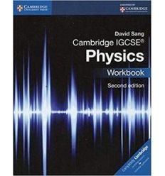 Тетрадь Cambridge IGCSE Physics Workbook  2nd Edition 9781107614888