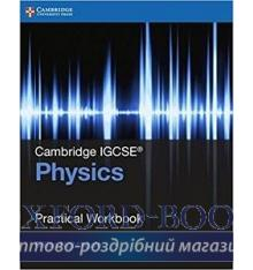 Тетрадь Cambridge IGCSE Physics Practical workbook 9781316611074