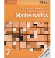 Книга Cambridge Checkpoint Mathematics 7 Practice Book 9781107695405