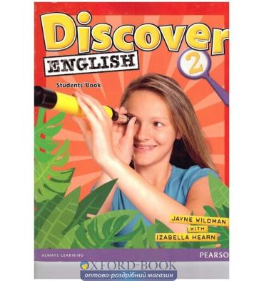 Discover English 2 Students' Book