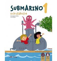 Submarino 1 Guia didactica with Audio descargable 9788490811030