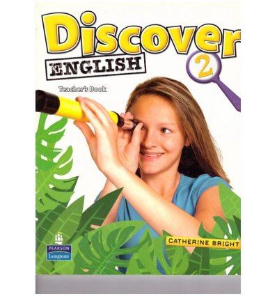 Discover English 2 Teacher's Book