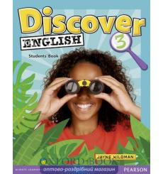 Discover English 3 Students' Book