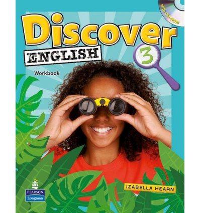 Discover English 3 Workbook