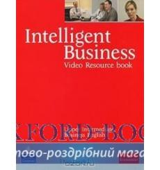 Книга Intelligent Business Video Upper-Interm Resource Book ISBN 9780582848075 купить Киев Украина