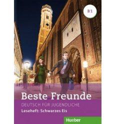 Книга Beste Freunde b1 Leseheft: Schwarzes Eis 9783190810536