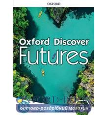 Рабочая тетрадь Oxford Discover Futures 3 Workbook with Online Practice ISBN 9780194114028