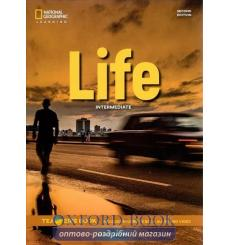 Учебник Life Intermediate Teachers book includes Students Book Audio CD and DVD Sayer Mike 3rd Edition 9781337286091 купить К...