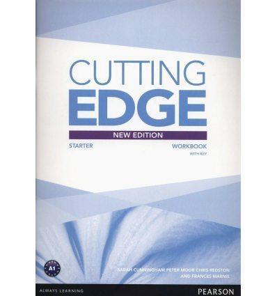 Cutting Edge Starter Workbook with Key plus online Audio