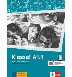 Тетрадь Klasse a1.1 Ubungsbuch 9783126071239