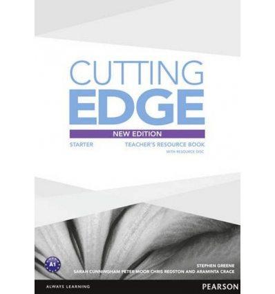 Cutting Edge Starter Teacher's Book with Teacher's Resources Disk Pack