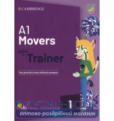 Книга для тестов Fun Skills Movers Mini Trainer with Audio Download 9781108585118 купить Киев Украина