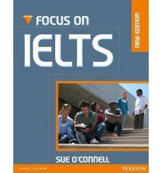 Учебник Focus on IELTS New Students Book with CD