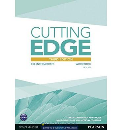 Cutting Edge Pre-Intermediate Workook with key