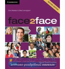 Учебник face2face Upper-Intermediate Students Book Second Edition 9781108733373 купить Киев Украина