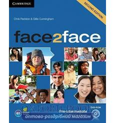 Учебник face2face Pre-Intermediate Students Book Second Edition 9781108733359 купить Киев Украина