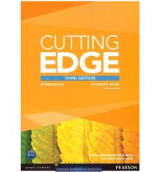 Cutting Edge Intermediate Student's Book with DVD Pack