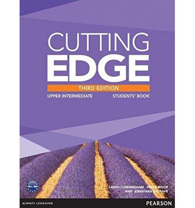 Cutting Edge Upper-Intermediate Students' Book and DVD Pack
