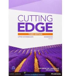 Cutting Edge Upper-Intermediate Workbook with key