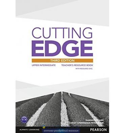Cutting Edge Upper-Intermediate Teacher's Book with Teacher's Resources Disk Pack