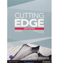 Cutting Edge Advanced Students' Book with DVD Pack