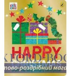 Книга Happy Christmas from The Very Hungry Caterpillar 9780241456835 купить Киев Украина