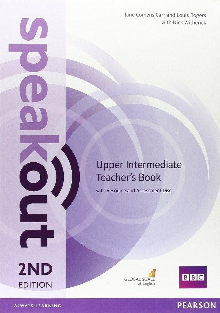 speakout upper intermediate teacher's resource book pdf