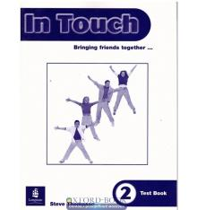 Тесты In Touch 2 Tests ISBN 9780582511729