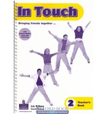 Книга для учителя In Touch 2 teachers book ISBN 9780582306462