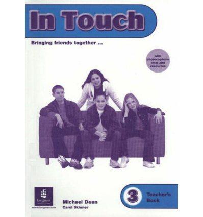 In Touch 3 Teacher's Book