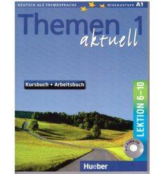 Учебник Themen Aktuell 1 Kursbuch+AB 6-10 ISBN 9783191916909