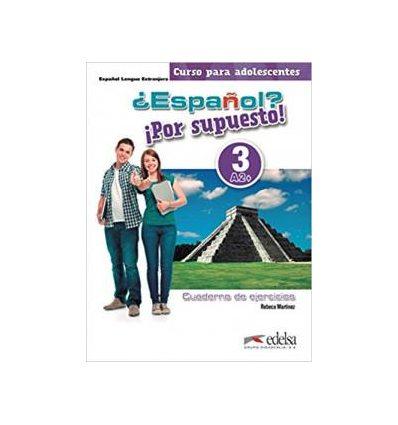 Espanol Por supuesto 3 (A2+) Libro del profesor + CD GRATUITA купить Киев Украина